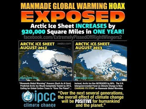 Is Global Warming Man Made >> Debunked Gw Not Man Made Scientists Warning