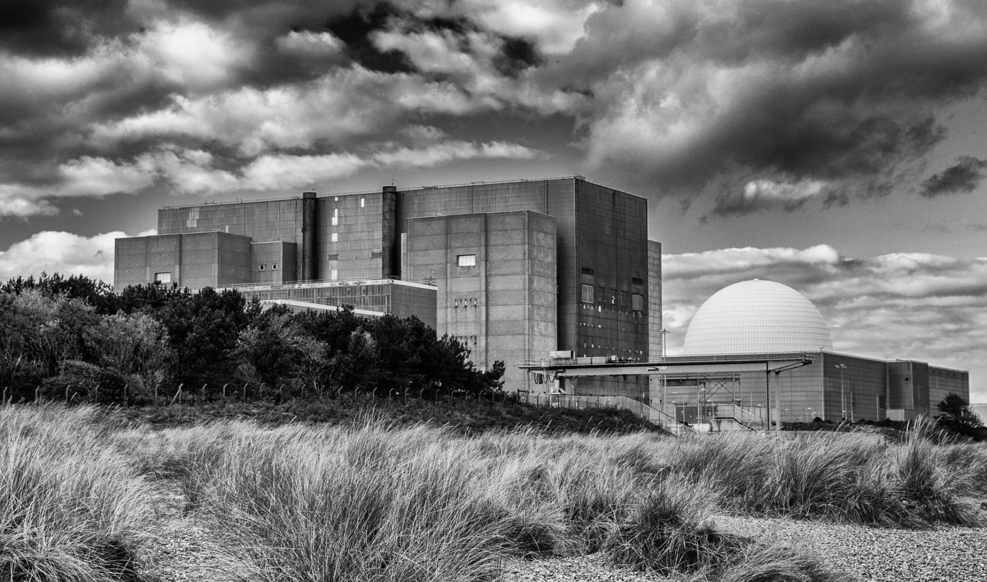 Sizewell B Nuclear Plant